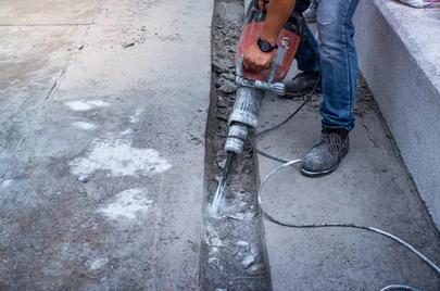 concrete repair